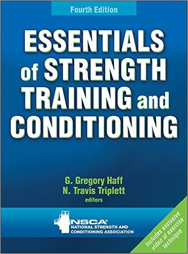 best strength and conditioning books