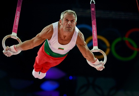 Gymnastic Rings 6 Reasons They Rock For Building Strength